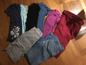 Maternity Clothes - Sizes XS to Med