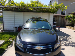 2011 CHEVROLET CRUZE LS SAFTIED 54,000KMS!
