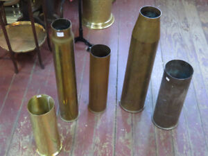Military Shell casings