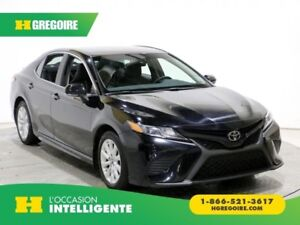 2018 Toyota Camry SE AUTO A/C GR ELECT CUIR MAGS BLUETOOTH CAMER