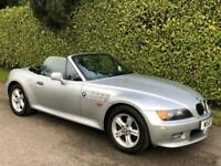 BMW Z3 2.0 Roadster 2dr Convertible [2000-X] [Automatic] [Rare]