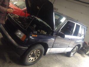 94 Suzuki sidekick