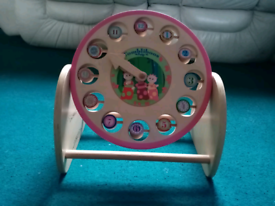 In the Night Garden Day and Night Clock