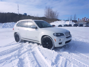Bmw x5 4.8l M package groupe tech