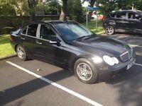 2003 (53) Mercedes C200 CDi / 145k / Auto / immaculate car