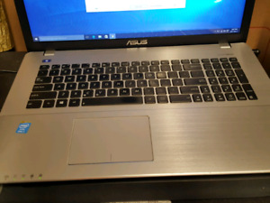 For sale asus x750ja