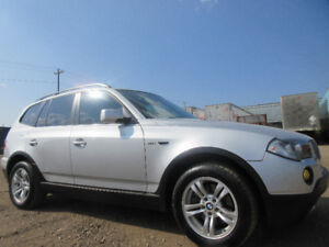 2007 BMW X3 3.0 Si SPORT-AWD-H/LEATHER-ONE OWNER-ONLY 113K