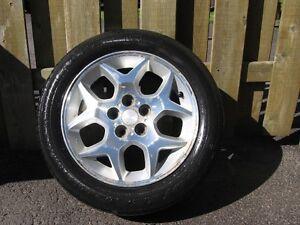 Ensemble de 4 mags pour pneus P 185 60 R15