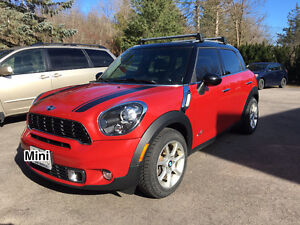 2014 MINI Cooper Countryman All4 S