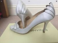 Benjamin Adams bridal shoes