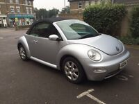 Beautiful Vw beetle cabriolet IMACULATE condition