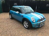 2004 Mini Mini 1.6 One MOT 07/2019 S/HIstory Lots of work just done P/X to clear