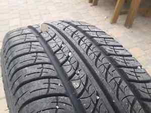 Cooper all season tires, set of 4