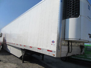 2014 UTILITY TRAILER WITH THERMO KING UNIT