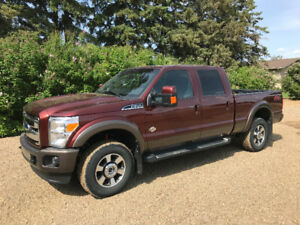 2015 F-350 King Ranch