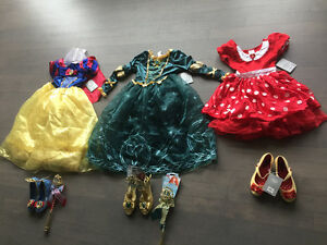 Toddler - youth girl - Halloween & dance costumes