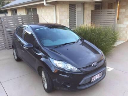 Ford Fiesta 2011 Auto Black
