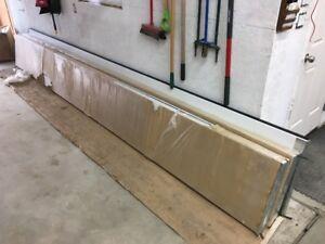 Insulated Garage Door For Sale