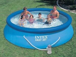 Index 16x48 Inflatable Ring Pool - Excellent Condition