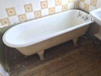 Cast Iron Freestanding Bath