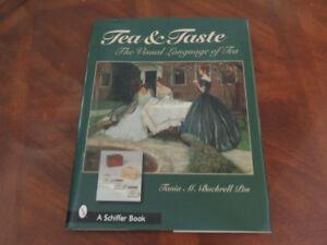 Tea & Taste - Hardcover coffee table book