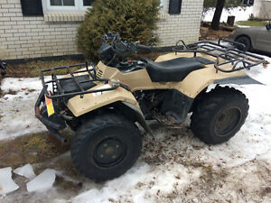 1999 kingquad needs work