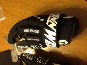 """Brand New 9"""" Hockey Gloves"""