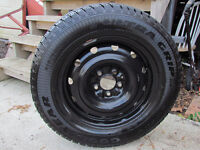 215 65 R16 GOODYEAR ULTRA GRIP TIRES for SALE!!