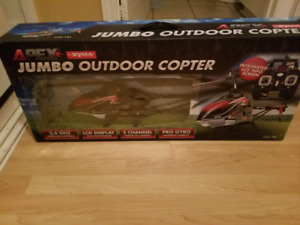 Remote control helicopter NEW IN BOX