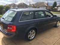 2002 52 Audi A6 1.9 TDI Estate 130 Bhp one keeper