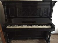 Steinway & Sons piano wanted.