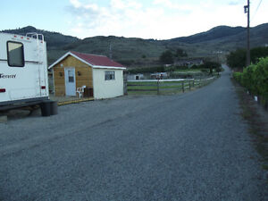 RV LOT IN OSOYOOS ON ACREAGE