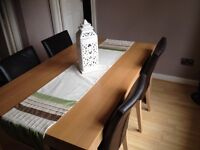 Dinning Table and 4 Chairs.