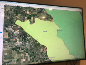 Looking for ~20 acres farmland to rent for plot research $525/ac