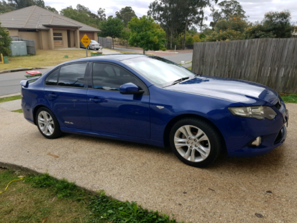 Fg xr6 sale swap for 7 seater 4x4 Redbank Plains Ipswich City Preview