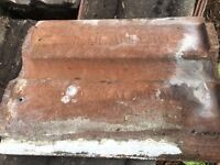 Roof tiles from reclaimers yard 125 tiles only £100
