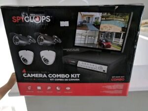EZ outdoor rink, Security Camera System