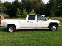 '97 GMC 3500 Diesel Dually Work Truck