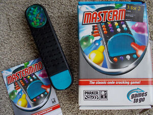 Mastermind (Travel Size)--Games To Go London Ontario image 1