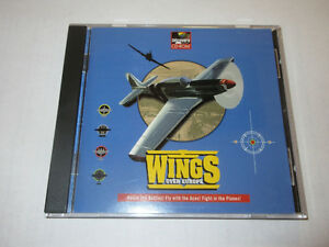 Wings Over Europe CD-ROM for Mac
