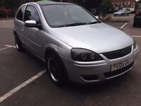 Vauxhall corsa 1.2 twinport excellent runner low mileage