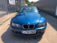 BMW Z3 1.9i ROADSTER HALF LEATHER