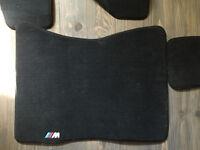BMW X5-M - tapis été