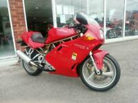 DUCATI 600SS, CLASSIC SUPERSPORT ONLY 7K FROM NEW, FULLY RECOMMISSIONED!