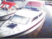 HOT! HOT! HOT!  CHRIS-CRAFT GREW PLEASURE BOAT,CABIN CRUISER