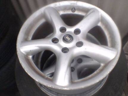 FORD FALCON 16 INCH ALLOYS Fulham Gardens Charles Sturt Area Preview