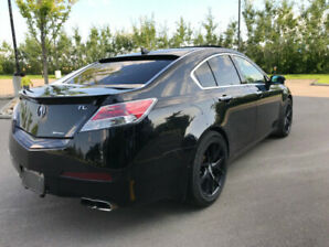 2010 ACURA TL SH-AWD TECHNOLOGY PACKAGE