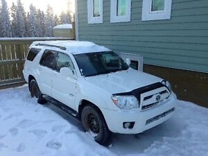 2007 Toyota 4Runner V8 Limited SUV, Crossover