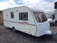 2007 Coachman Pastiche 460/2 2 berth caravan AWNING, Light To Tow, VGC BARGAIN !