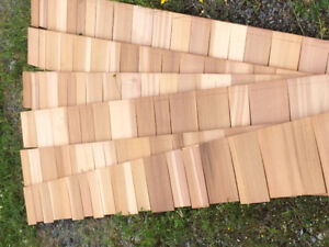 Cedar Shake Panels for Sale